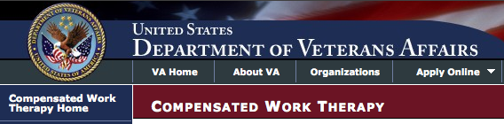 Veterans Health Compensated Work Therapy- Office Mental Health