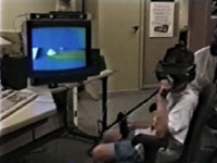 Children With Autism Flying in Virtual Reality