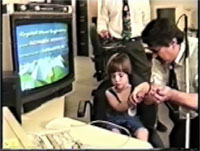 "VR Autism Therapy, ""Flight Training"" for Students with Blindness"